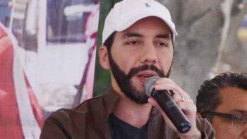 Aspirante presidencial salvadoreño insulta a Peña Nieto