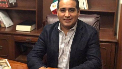 Se deslinda Osvaldo Castillo de presuntas acusaciones contra políticos
