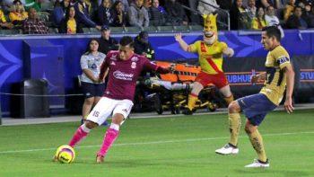Pumas deja escapar la victoria ante Morelia