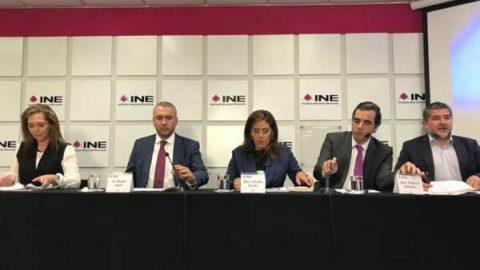 Sólo Margarita Zavala cumple firmas para candidatura independiente: INE