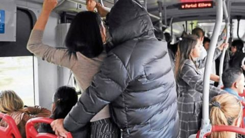 Acoso contra mujeres crece en calles de CDMX