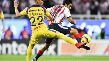 Trepidante empate en el Clásico Chivas vs América