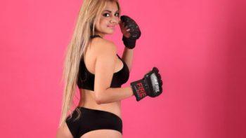 Angie Ench seducirá por tercera vez en Expo-Sexo