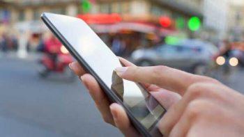 Una app para agitar el teléfono y mandar alertas de seguridad