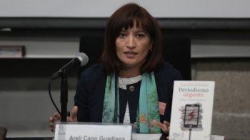 La independencia del Inai no es moneda de cambio: Areli Cano