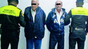 Detienen a dos adultos mayores por asaltar en Atlacomulco