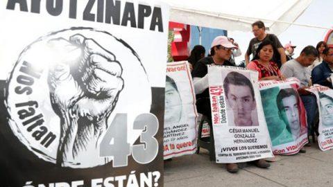 CNDH presenta 'amicus curiae' por caso ligado al de Ayotzinapa