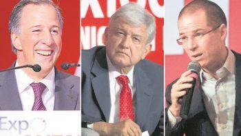 Candidatos piden fin a Presidencia intocable