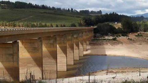 Ciudad del Cabo raciona agua ante el 'Día Cero'