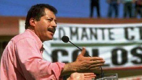 José Antonio Meade recuerda a Colosio a 24 años de su asesinato