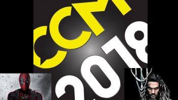 Comicon llegará a Monterrey con Deadpool 2 y Aquaman