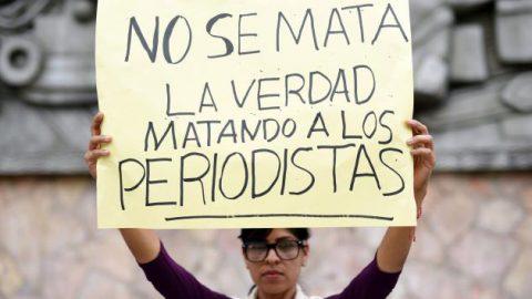 'Inadmisible, que violencia contra periodistas en Veracruz persista'