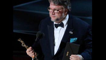 Guillermo del Toro se lleva el Oscar de Mejor Director