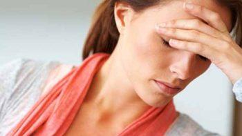 Síntomas de un dolor de cabeza que debes atender