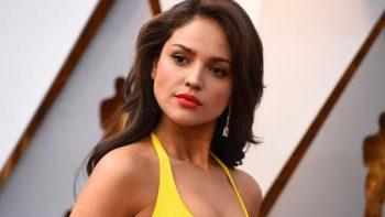 Eiza González lamenta críticas en los Oscar