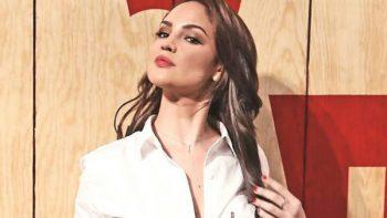Eiza González defiende su cuerpo