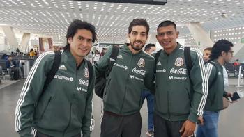 El Tricolor viaja con 12 seleccionados para gira en EU