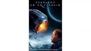 Netflix lanza tráiler de 'Perdidos en el espacio'