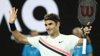 Federer inicia defensa de título