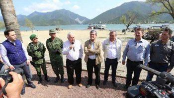 Gobernador de Nuevo León anuncia proyecto turístico