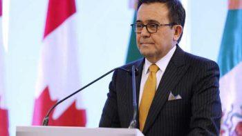 Guajardo confirma que México quedó exento de aranceles de EU