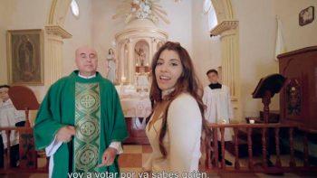 Engañaron a Iglesia, dice arzobispo sobre video de 'Niña bien'