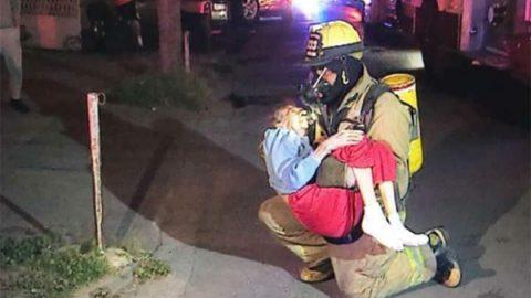 Dos ancianos mueren al incendiarse un asilo en Monterrey