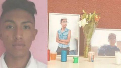 Piden reconocer asesinato de estudiante como crimen de odio