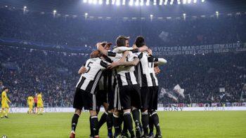 Juventus y el City siguen con vida en Champions League