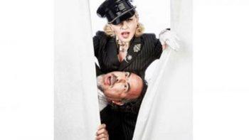 Se van de fiesta, Madonna lo publica