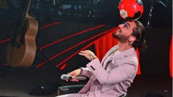 Maluma ya se cansó de oír 'Despacito' de Luis Fonsi