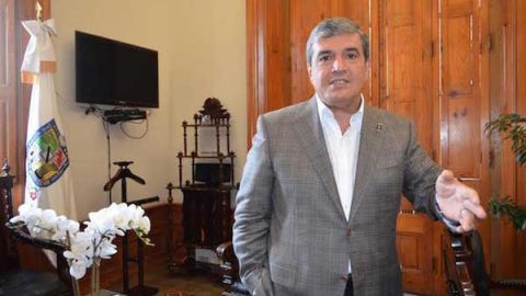 '¡Aguas INE!, no nos vamos a dejar', advierte Manuel González