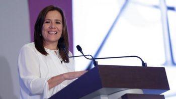 México no se merece al menos malo o al menos corrupto: Zavala