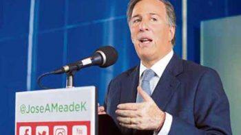 La sociedad tiene miedo y enojo: Meade