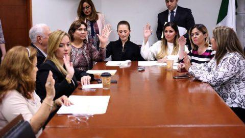 Avanza en comisión Ley para crear medalla 'Maria Elena Chapa'