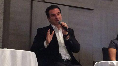 Participa Adrián de la Garza en foro internacional Smart Cities