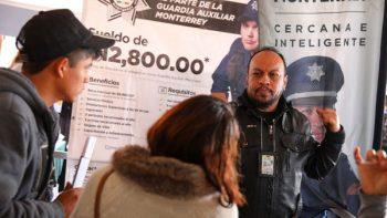 Realiza Monterrey Feria del Empleo con 10 mil vacantes