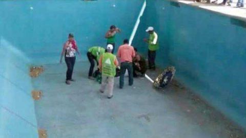 Muere una mujer en tumulto por entrega de apoyo