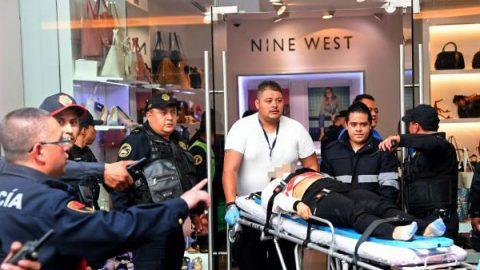 Fallece mujer que fue baleada en Reforma 222