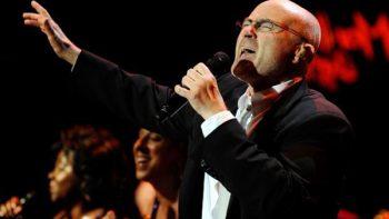Phill Collins iniciará gira de conciertos en México