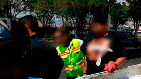 Amputan mano a normalista, tras detonación de explosivo en Michoacán