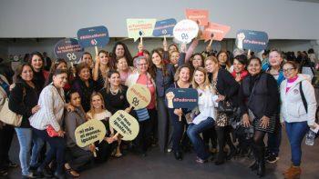 Conmemora ciudad Guadalupe Día Internacional de la Mujer