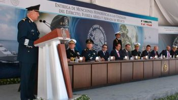 Las Fuerzas Armadas son el pueblo: Sedena y Marina