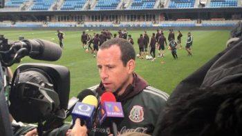 La Selección Mexicana ya entrenó en San José