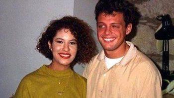 Revelan foto de Selena y Luis Miguel