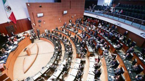 Senadores piden botana para sesiones largas