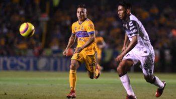 Con 'rugido' de Ginac, Tigres vence 1-0 a Xolos