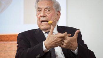 Si gana AMLO, México retrocede: Vargas Llosa