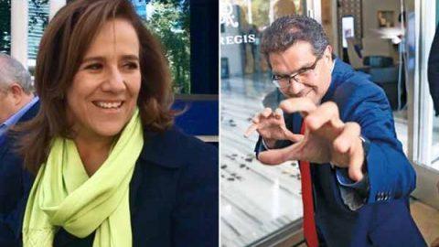 Ríos Píter cuestiona recursos de Margarita Zavala