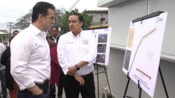 Entrega Monterrey rehabilitación de importante avenida en la zona Norte